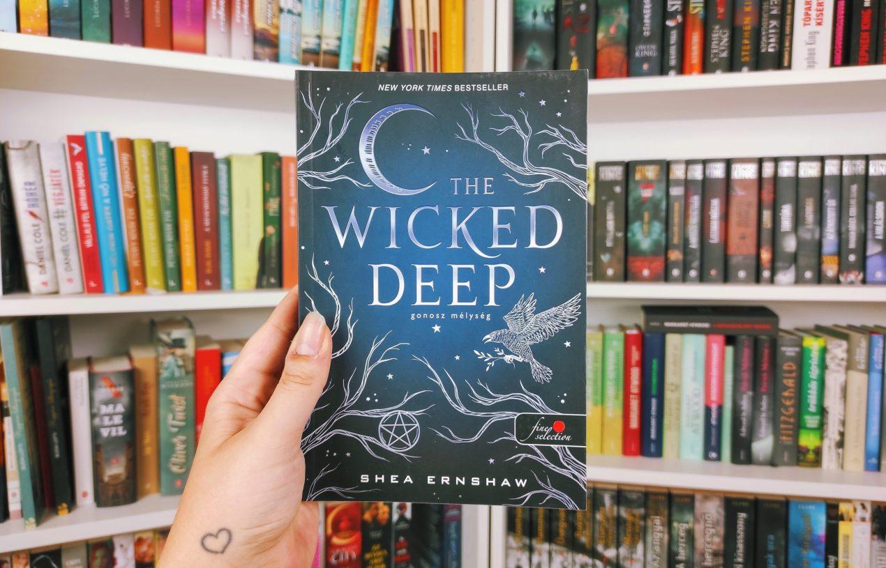 Shea Ernshaw: The Wicked Deep – Gonosz mélység