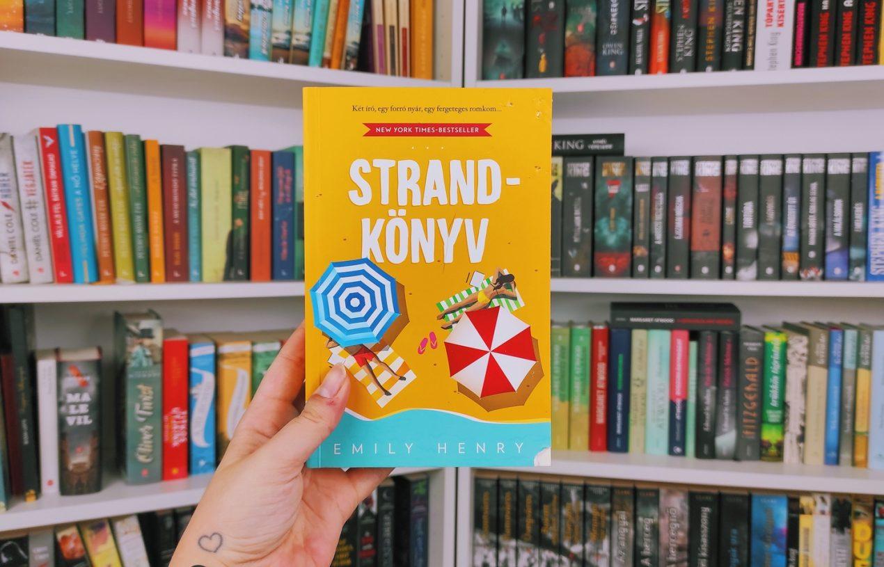 Emily Henry: Strandkönyv