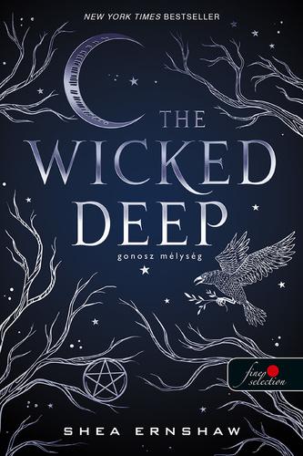 Shea Ernshaw: The Wicked Deep – Gonosz mélység könyvajánló